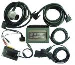 China Mercedes Benz OBD Diagnostic Tools Compact4 with 4 PIN, 38 PIN, 14 PIN Truck Cable wholesale
