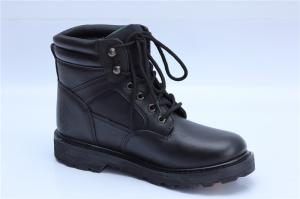 China CE EN ISO 20345 Goodyear welt safety shoes with steel toe and steel plate NO.9080 on sale