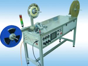 China Professional 500W / AC 220V / 50Hz SMD Component Semi - Automatic Packing Machine on sale