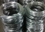 2.5mm * 25kg Roll Electric Galvanized  Iron Wire in Zinc Coating 15g/m2