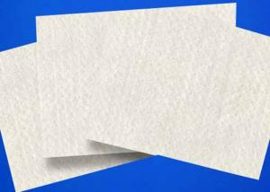 China Nonwoven Needle Felt Glass Fiber Filter Cloth / Dust Filter Bag supplier