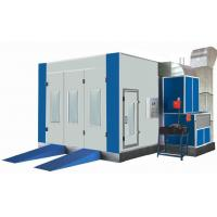 China Industrial Stoving Varnish Autobody Spray Booth 0.25m/s Spray Bake Oven on sale