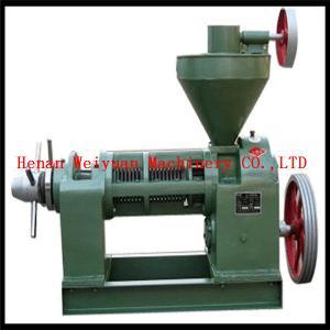 China Le CE a approuvé la machine chaude d'extraction de l'huile de vis de vente/machine automatique de presse d'huile d'arachide on sale