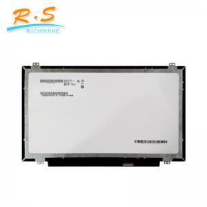 China Auo Laptop LCD Screen 1366*768 Matte lcd monitor spare parts B140XTN03.3 with FRU/DPN on sale