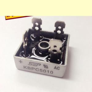 China 50A 1000V diode bridge rectifier kbpc5010 on sale