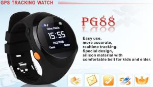 China 2012 SOS GPRS or GPS Tracker Watches Phone with long battery For Kids, Elderly, Pet Care on sale