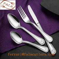 China American Cheap 99 Cent Store Non-magnetic Flatware Wholesale on sale