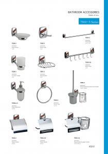 China bathroom accessories set on sale