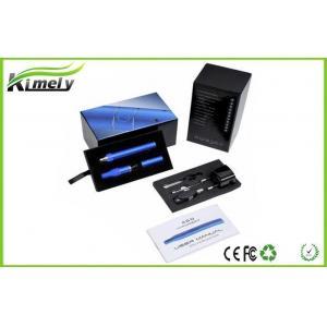 China Portable Green Smoke Dry Herb Vaporizer Pen E Cigarette Ago Kit With 650mah Battery on sale