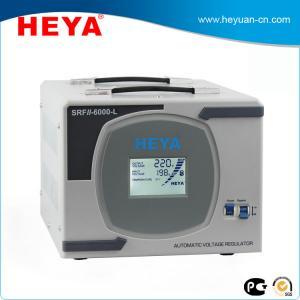 China Desktop Relay control 6kva AVR/AC Automatic Voltage Regulator For Generator Set on sale