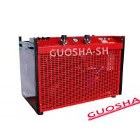 GSW200 type high pressure fire fighting breathing air compressor / fire breathing air compressor