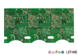 China GPS Receiver Module Multilayer PCB Fabrication , Main Printed Circuit Board on sale