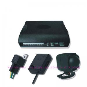 China One Way Upgrade Car Alarm System on sale