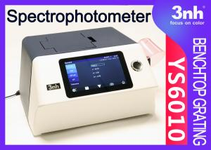China TFT Display Paint Matching Spectrophotometer YS6010 3nh Benchtop For Silicone Injection on sale