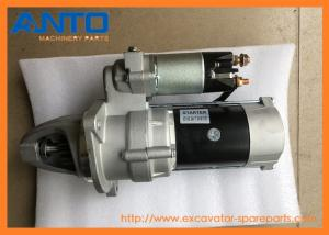 China 600-813-3661 6D105 7.5KW Starter Motor For PW200-1 Excavator Engine Spare Parts on sale