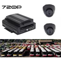 China 720P vehicle video camera recorder Warning and Monitoring System With GPS on sale