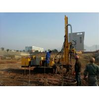 China Multifunctional Track Mounted Anchor Machine Hydraulic Crawler Rig Bigger Torque on sale