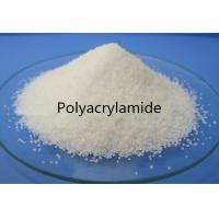 China High Purity 98% White Polyacrylamide Crystals Nonionic / Anion / Cation on sale
