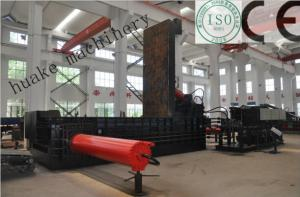 China CE&SGS Y81F-400 series hydraulic scrap metal baler/compactor/bailing machine on sale