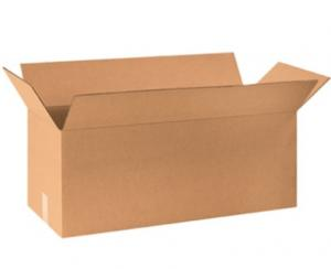 China Corrugated Paper Cardboard Packing Boxes Packaging Box Reused Over 50 Times on sale