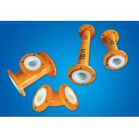 PTFE Steel-plastic Component Pipe