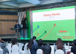 Quality P2.5 Indoor Full Color LED Display , LED Wall Screens For World Trade Center In Moscow for sale