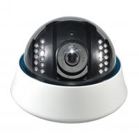 China P2P 5 Megapixel Dome Onvif IP CCTV Camera Vandal Proof Support Video , Audio on sale