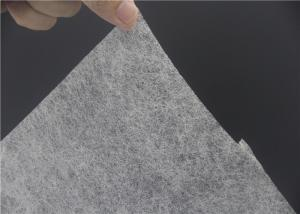 China Leather Hot Melt Adhesive Web Good Breathability Dry Cleaning Performance on sale