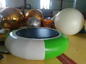 China Inflatable Trampoline 2.5m Customized Inflatable Water Toys Water Park Games on sale