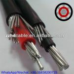 1000V 16mm2 Solid Aluminum Conductor Concentric Solidal Cable