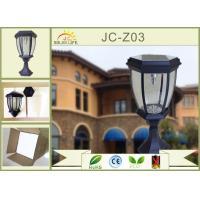China Outdoor Residential Landscape Custom Westinghouse Solar Lights Black / bronze on sale
