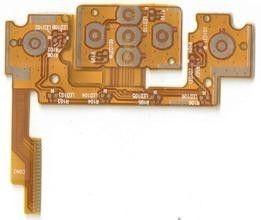 China 0.3mm thickness flexible printed circuit board for display fpcb on sale