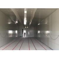 Fish / Meat Quick Freezer Cold Room Food Storage Insulation Panels With Sliding Door