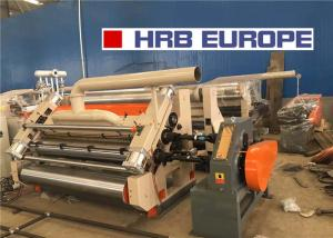 China SF-320 360 Single Facer Corrugated Cardboard Making Machine 200mm Wall Thickness on sale
