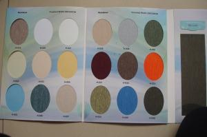 China new color blackout roller blinds(fabrics) on sale