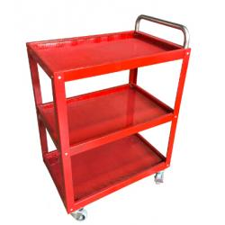 China Portable 3 Layers Tools Trolley - PQJ019 for sale