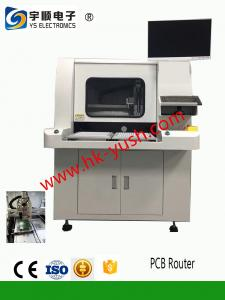 High speed cutting machine Laser PCB Depaneling Router PCB