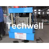 China Cold Rolled / Galvanised Cee Purlin Roll Forming Machine For 1.5 - 3.0mm C Shape Purlin on sale