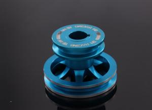 China Punching Hole CNC Aluminum Profile For Anodized CNC OEM Deep Processing on sale