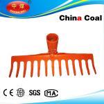 Ancinho de jardim dos dentes de carvão 4mm de Shandong