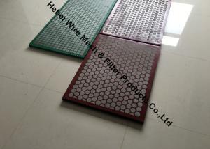 China NOV Brandt Shale Shaker Screen , Square Tube Frame Shale Shaker Screen on sale