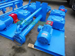 China Solid Control Drilling Mud Tank Mixer Agitator with Explosion-proof Motor / Oilfield Mud Agitator on sale