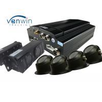 3G / 4G GPS Binocular Camera Bus Passenger Counter With Live Video , Hight Accuracy