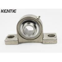 Industry Blender Small Stainless Steel Pillow Block / Mounted Ball Bearings SUCP206