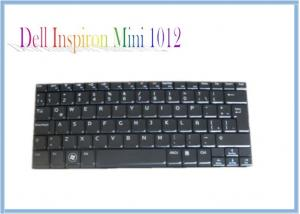 China Spanish Laptop Keyboard Dell Inspiron Mini 1012 1018 SP Layout Black Keyboard Replace on sale