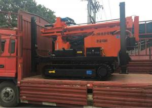 China Industrial Horizontal Drilling Rig , Hydraulic Water Well Drilling Machine on sale