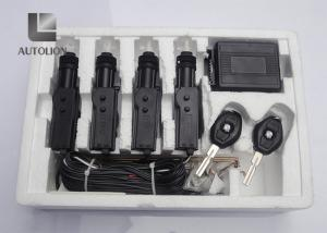 China Durable Car Security System , Remote Central Locking System With 4 Power Door Lock Actuator on sale