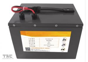 China 24V  36V  48V  Capacity Polymer Li-ion Electric Bike Battery Pack on sale