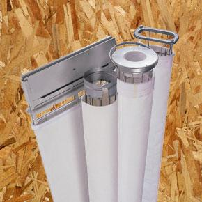 China Air filter cartridge,spray powder filter cartridge,paint booth filter cartridge on sale