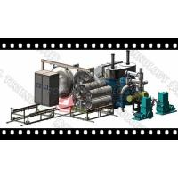 China Plastic Horizontal High Vacuum Sputter Deposition System , DC Sputtering Coating Machine on sale